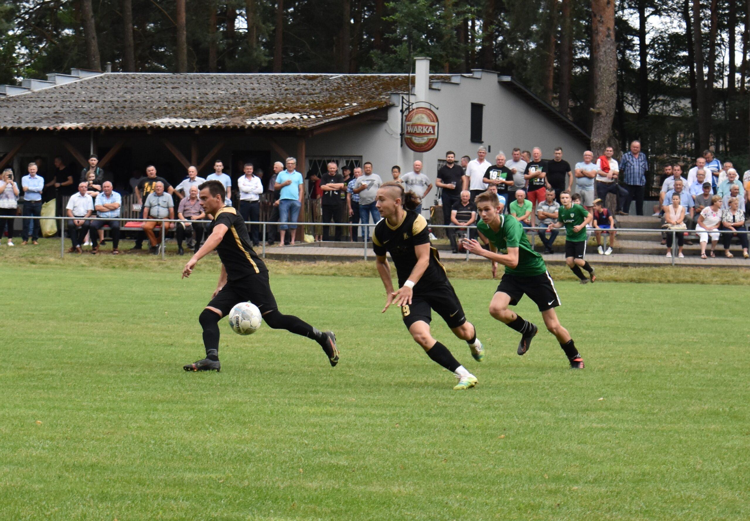 Przegrana z Tanwią w finale Pucharu Starosty